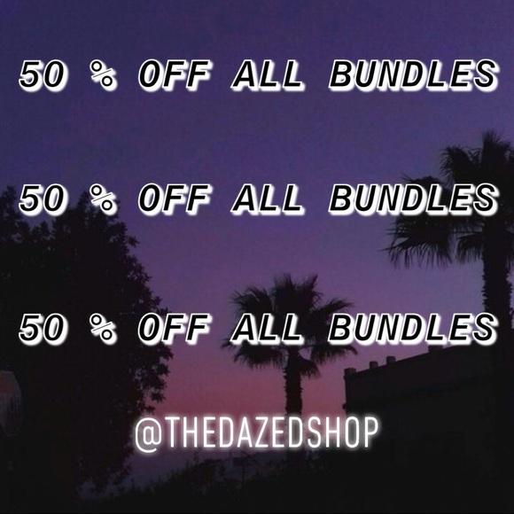 Zara Denim - 50 % OFF BUNDLES •